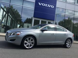 Used 2013 Volvo S60 T6 AWD Premier Plus for sale in Surrey, BC