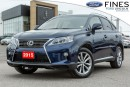 Used 2015 Lexus RX 350 Sportdesign - LEATHER, ROOF, NAVIGATION! for sale in Bolton, ON