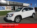 Used 2012 Chevrolet Orlando 1LT   INTERFACE-PKG (BT, MP3, S/W-AUDIO), ALLOYS for sale in St Catharines, ON