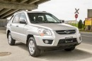 Used 2009 Kia Sportage LX for sale in Langley, BC