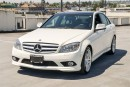 Used 2009 Mercedes-Benz C-Class navi, Coquitlam Location 604-298-6161 for sale in Langley, BC