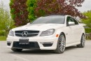 Used 2013 Mercedes-Benz C-Class C 63 AMG for sale in Langley, BC