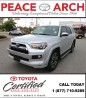 Used 2015 Toyota 4Runner SR5 V6-NAV/LEATHER/HEATPOWERSEAT for sale in Surrey, BC
