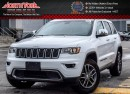 New 2017 Jeep Grand Cherokee New Car Limited 4x4|Leather|Sunroof|Backup Cam|18