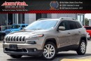 Used 2016 Jeep Cherokee Limited|Nav|BackUpCam|R-Start|HtdFrSeats|Uconnect8.4|18