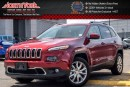 Used 2016 Jeep Cherokee Limited|Nav|Leather|Backup Cam|R.Start|Bluetooth|18