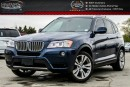 Used 2014 BMW X3 xDrive35i|Navi|Pano Sunroof|Backup Cam|Bluetooth|Heated Front Seats|18