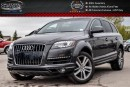 Used 2014 Audi Q7 Technik|Quattro|7 Seater|Navi|Pano Sunroof|Bluetooth|Backup Cam|Leather|19