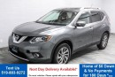 Used 2015 Nissan Rogue SL AWD! $85/WK, 5.49% ZERO DOWN! LEATHER! NAVIGATION! 360 REAR CAMERA! HEATED SEATS! SUNROOF! for sale in Guelph, ON