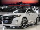 Used 2013 Ford Edge SPORT AWD|NAVI|BLINDSPOT|REAR CAM|PANO ROOF for sale in North York, ON