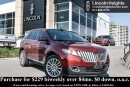 Used 2015 Lincoln MKX AWD for sale in Ottawa, ON
