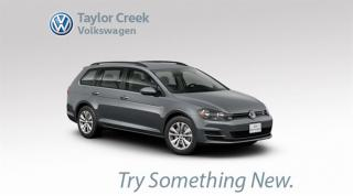 New 2017 Volkswagen Golf Sportwagen 1.8T Trendline DSG 6sp at w/Tip 4MOTION for sale in Orleans, ON