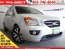 Used 2010 Kia Rondo EX-V6| 7-PASSENGER| DVD| LEATHER| SUNROOF| for sale in Burlington, ON