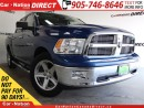 Used 2010 Dodge Ram 1500 SLT| LOCAL TRADE| HEMI| TONNEAU COVER| for sale in Burlington, ON