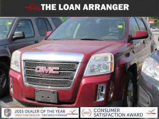 Used 2011 GMC Terrain SLE2 for sale in Barrie, ON