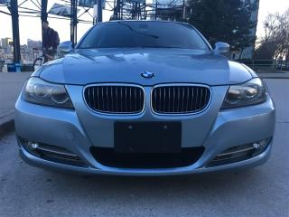 Used 2009 BMW 335d DIESEL, LOCAL, NO ACCIDENT, LOW KM for sale in Vancouver, BC
