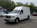 Used 2012 Nissan NV 2500 SV HD High Roof Pwr lock ,Window Back Camera for sale in Mississauga, ON