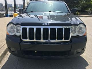 Used 2008 Jeep Grand Cherokee ................SOLD.................... for sale in Vancouver, BC