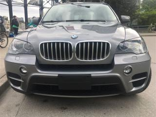 Used 2012 BMW X5 DIESEL, LOCAL, FULLY LOADED, INSPECTED BY BMW STOR for sale in Vancouver, BC