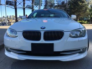 Used 2011 BMW 328 6SP MANUAL,AWD,NAV,FULLY LOADED. for sale in Vancouver, BC