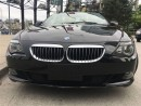 Used 2008 BMW 650i CONVERTIBLE,FULLY LOADED NAV,ALL POSSIBLE OPTIONS for sale in Vancouver, BC