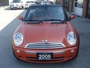 Used 2006 MINI Cooper Convertible for sale in Scarborough, ON