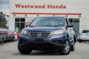 Used 2014 Honda CR-V LX - Factory Warrranty until 2020 for sale in Port Moody, BC