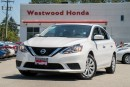 Used 2016 Nissan Sentra 1.8 S for sale in Port Moody, BC