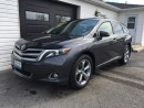 Used 2015 Toyota Venza LIMITED AWD for sale in Kingston, ON