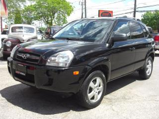 Used 2006 Hyundai Tucson GL w/Air Pkg for sale in London, ON