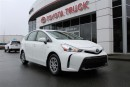 Used 2015 Toyota Prius V Base for sale in Courtenay, BC