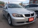 Used 2006 BMW 3 Series 325i Leather Sunroof Alloys MINT CONDITION for sale in Scarborough, ON