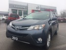 Used 2013 Toyota RAV4 LIMITED  for sale in Timmins, ON