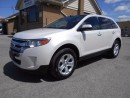 Used 2014 Ford Edge SEL FWD 3.5L V6 Navigation Leather Sunroof 42,000K for sale in Etobicoke, ON