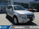 Used 2008 Ford Escape Limited Leather Heated Seats for sale in Edmonton, AB