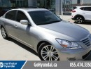 Used 2009 Hyundai Genesis V 8 4.6 Tech Nav Roof Cooled Seats for sale in Edmonton, AB