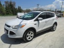 Used 2014 Ford Escape SE / 4WD / PANORAMIC ROOF / TAN LEATHER for sale in Beaverton, ON