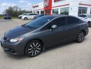 Used 2013 Honda Civic Touring for sale in Smiths Falls, ON