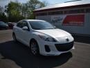 Used 2013 Mazda MAZDA3 GX 4dr Sedan for sale in Brantford, ON