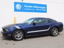 Used 2011 Ford Mustang V6 2dr Coupe for sale in Edmonton, AB
