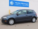 Used 2013 Volkswagen Golf 2.5 TRENDLINE for sale in Edmonton, AB