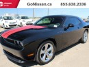 Used 2013 Dodge Challenger LEATHER, POWER SEAT, CHROME RIMS!! for sale in Edmonton, AB