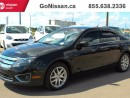 Used 2012 Ford Fusion SEL 4dr Front-wheel Drive Sedan for sale in Edmonton, AB