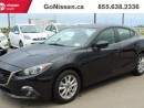 Used 2015 Mazda MAZDA3 Sunroof, Navigation, Very Low KM'S!! for sale in Edmonton, AB