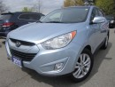 Used 2011 Hyundai Tucson Limited/leather/sunroof-Certified for sale in Mississauga, ON