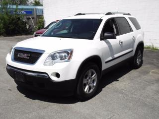 Used 2011 GMC Acadia SLE1 for sale in Oshawa, ON
