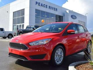 Used 2017 Ford Focus 5DR HB SE for sale in Peace River, AB