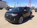 Used 2011 Ford Edge Sport AWD Leather Roof Nav for sale in Edmonton, AB