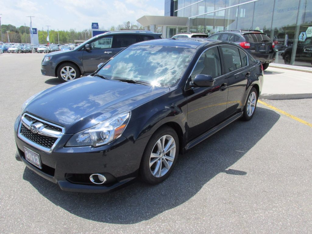 Used 2013 subaru legacy 36r limited package for sale in owen 2013 subaru legacy 36r limited package vanachro Images