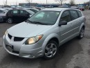 Used 2003 Pontiac Vibe 4 Door Wgn FWD for sale in Owen Sound, ON